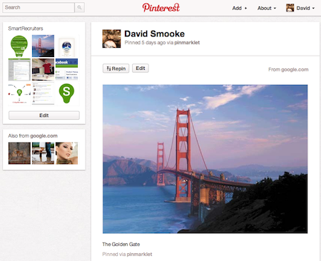 How to Recruit on Pinterest