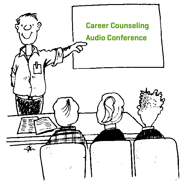 career counseling audio conference