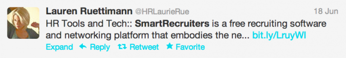 Lauren Ruettimann HR technology