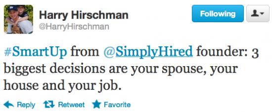 @HarryHirschman Twitter