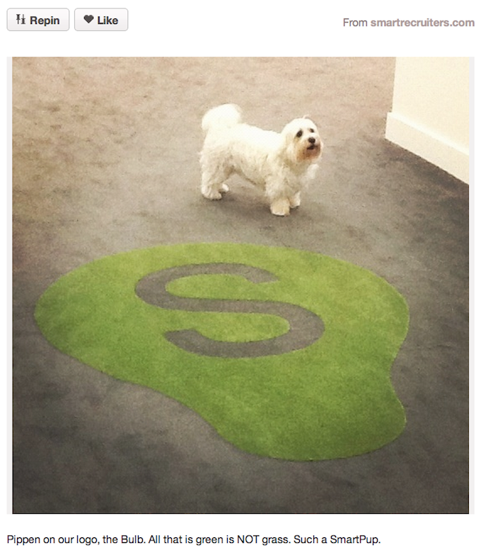 SmartRecruiters Dog