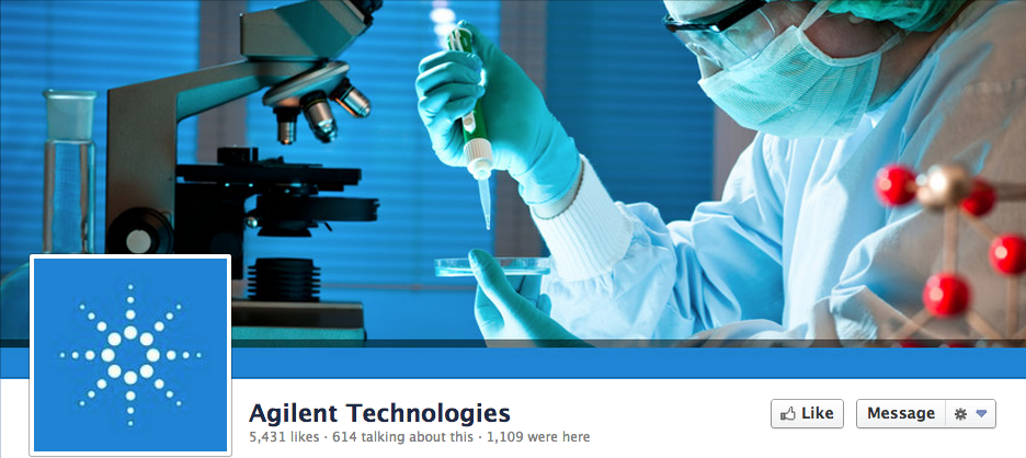 Agilent Technologies Employer Branding