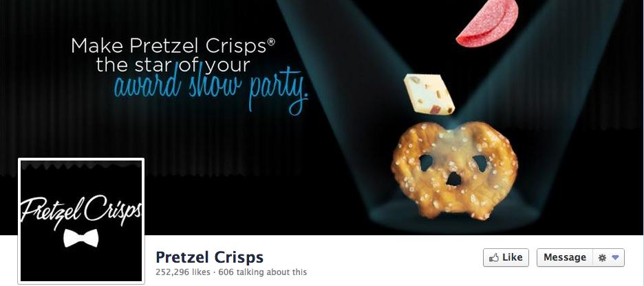 Pretzel Crisps Employer Branding