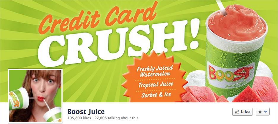 Boost Juice Employer Branding
