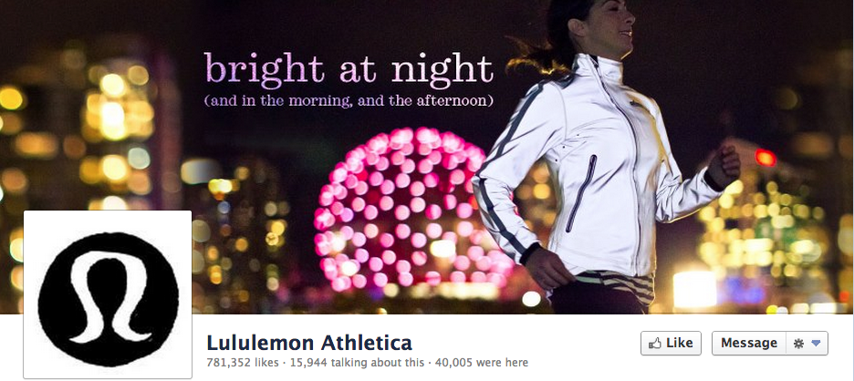 Lululemon Employer Branding