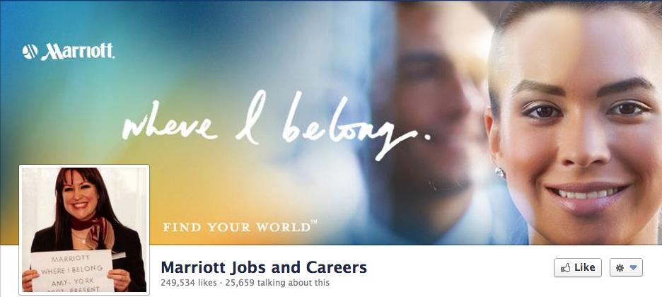 Marriott Employer Branding
