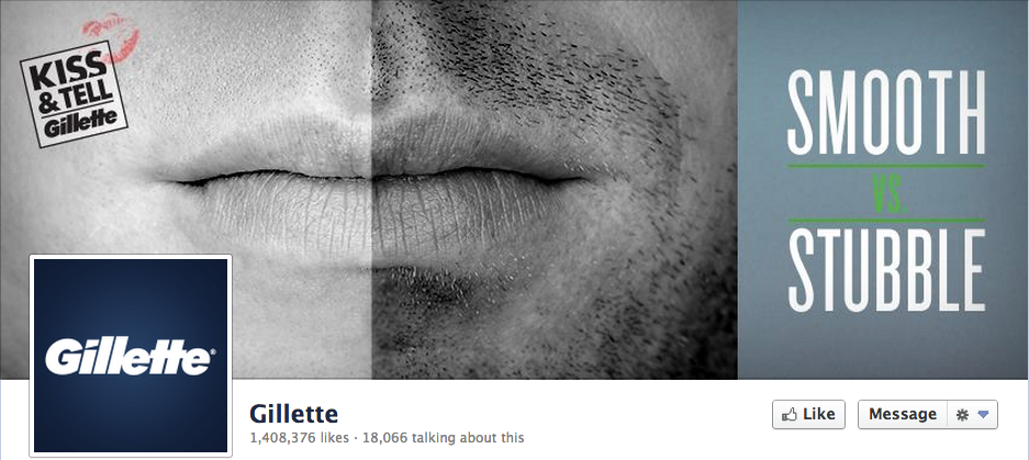 Gillette Employer Branding