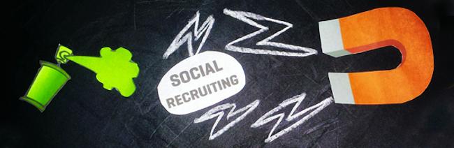 Social Recruiting Repellent