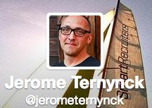 Jerome Ternynck Twitter