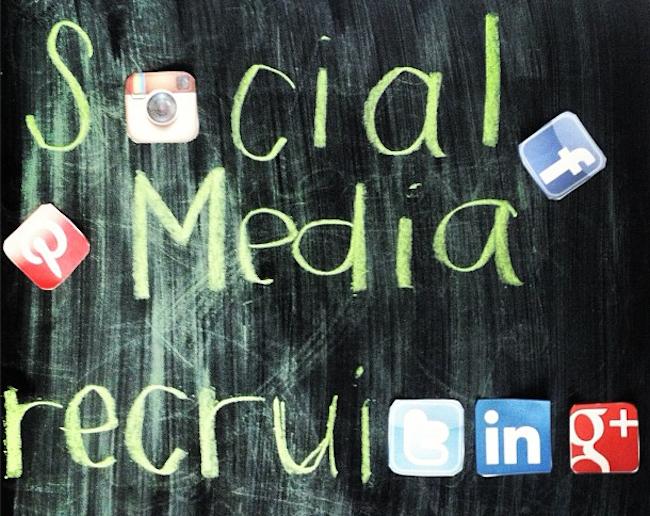 social media recruiting strategy