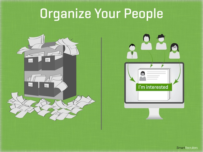 Organize Your People