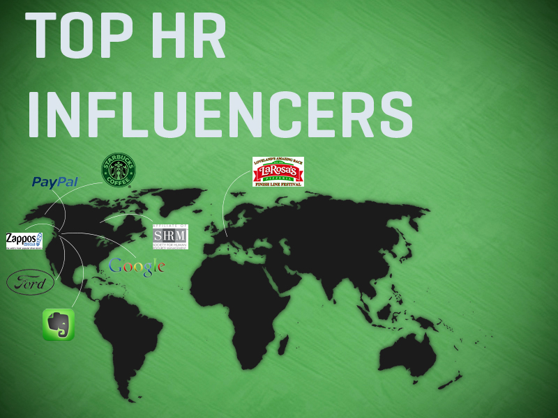 The 10 most influential hr practitioners smartrecruiters for Ford motor company human resources