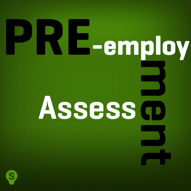 Pre employment assessment pre employment assessment employment