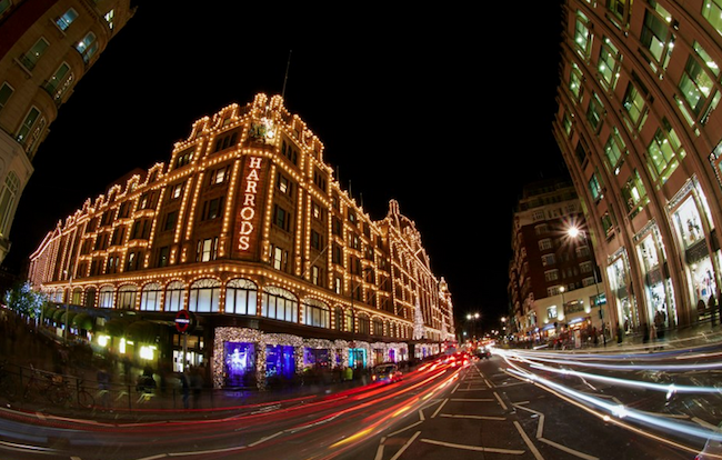 Harrods Social Media Recruiting Strategies | social media recruiting strategy