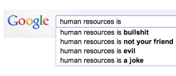 Human Resources Is