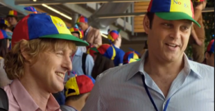 The Internship Interview Scene Analysis