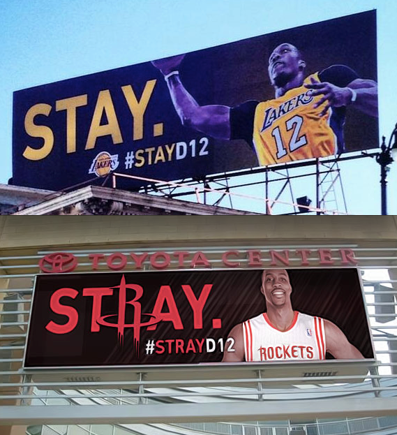 Dwight Howard Stay