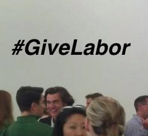 #givelabor