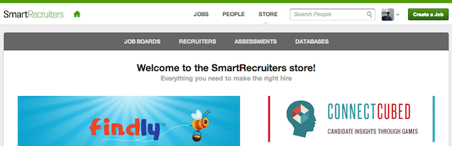 recruiting store