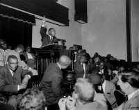 mlk at Holt Street Baptist Church
