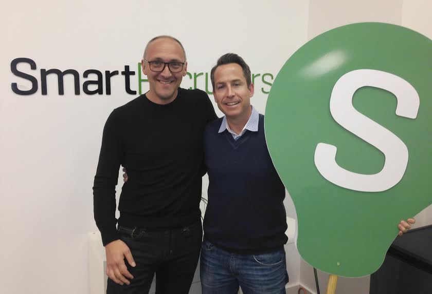 SmartRecruiters Hires Salesforce Executive Brett Queener