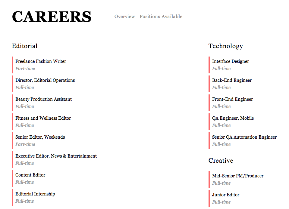 Customize Any Career Site with RESTful Job Posting API ...