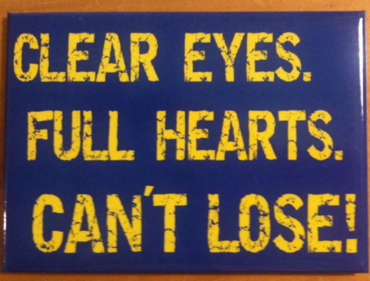 Clear Eyes Full Hearts Can T Lose Smartrecruiters