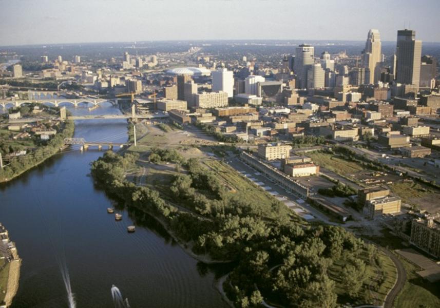 Minneapolis St Paul Minnesota