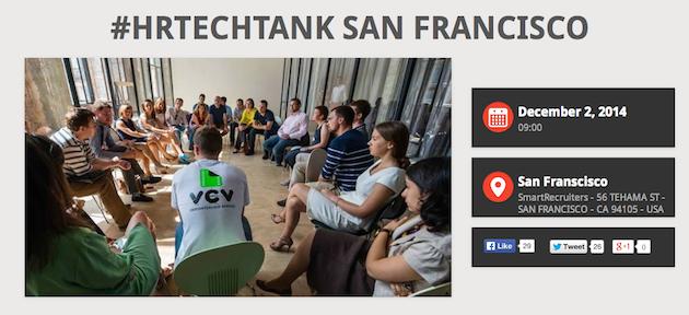 HRTechTank San Francisco