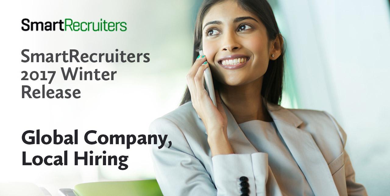 Global Company, Local Hiring