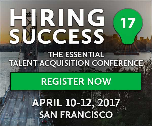 Hiring Success User Conference