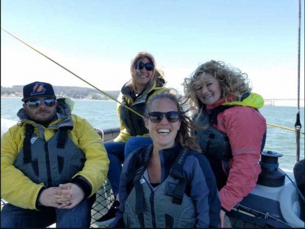 HRTech After Party Sailing