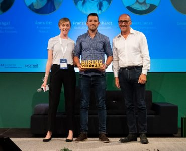 Enboarder Sweeps Recruiting Startup Award and 4 Other Moments We Loved from Hiring Success 18 EU – Berlin Edition.