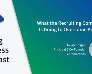 Episode 13—What the Recruiting Community Is Doing to Overcome Adversity