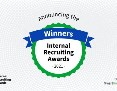 Internal Recruiting Awards Winners of 2021