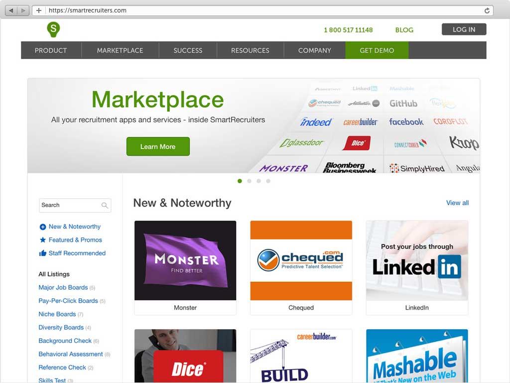 Open Platform | Hiring Vendor Integration