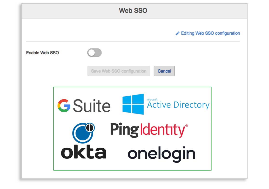 recruiting software single sign on | sso