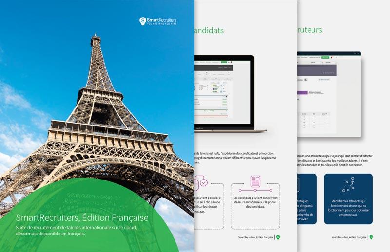 SmartRecruiters, édition française