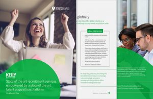Kelly Services - Recruiting Software Customer Case Study