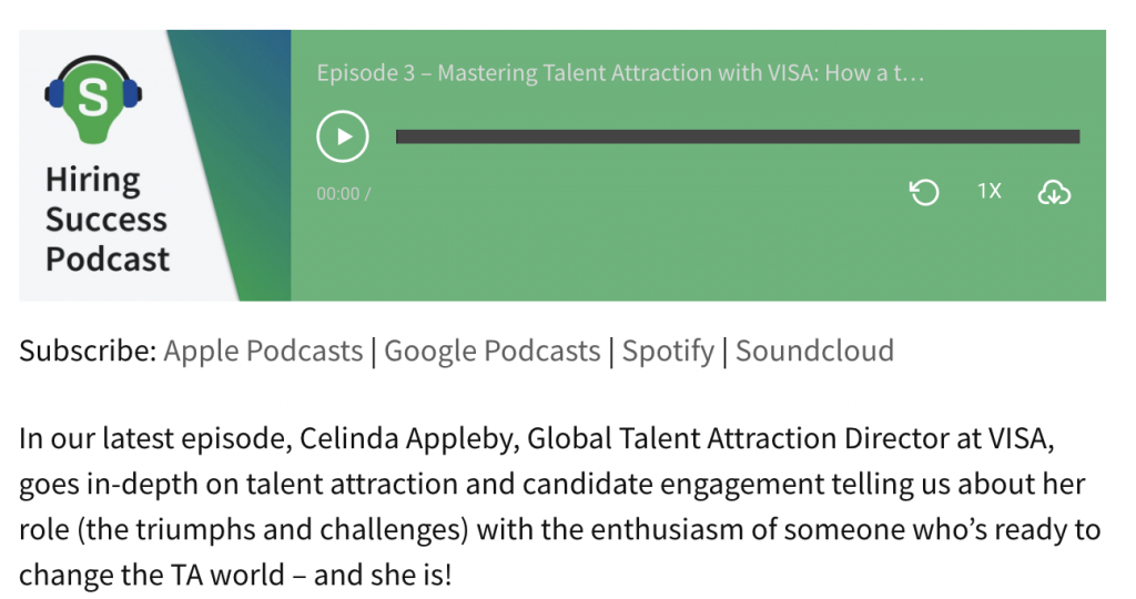 Mastering Talent Attraction