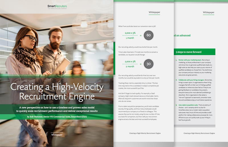 Creating a High-Velocity Recruitment Engine