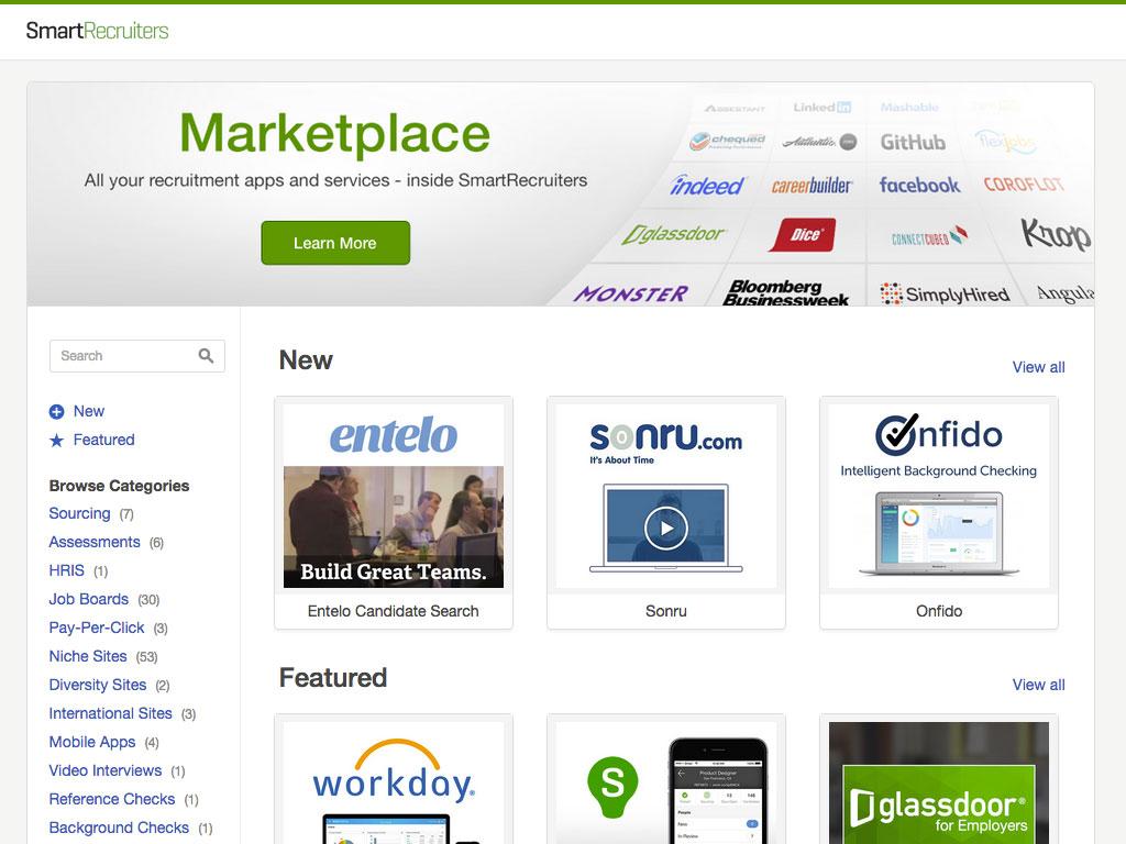 Enhanced Marketplace