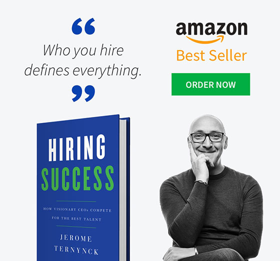 Hiring Success book