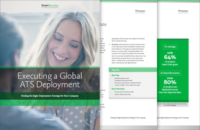 Global Applicant Tracking System Deployment