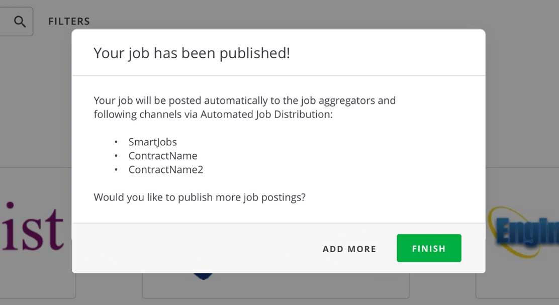 Automated Job Distribution